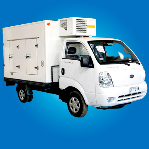 Cámara refrigerada COLD CAR Modelo A2800 4SP BT