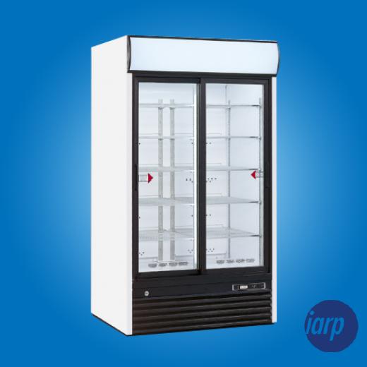 Expositor vertical para productos refrigerados EIS 104.2