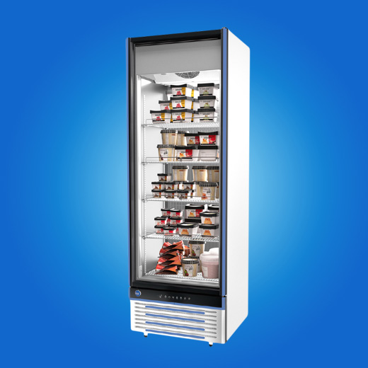 Freezer Vertical GLEE 45 LITE