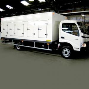 Cámara refrigerada COLD CAR Modelo A5250 10SP BT