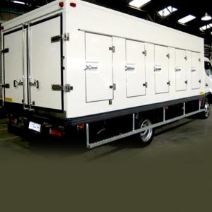 Cámara refrigerada COLD CAR Modelo A5250 10SP PP BT